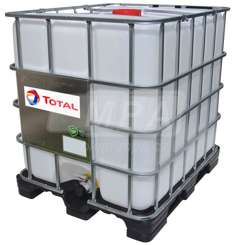 Bílý mediciální olej Total Finavestan A100B - 1000 L