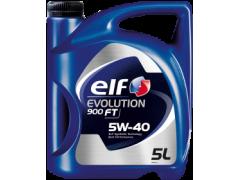Motorový olej 5W-40 Elf Evolution 900 FT- 5 L Motorové oleje - Motorové oleje pro osobní automobily - Oleje 5W-40