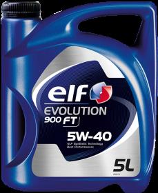 Motorový olej 5W-40 Elf Evolution 900 FT - 5 L