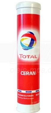 Plastické mazivo Total Ceran XM 220 - 0,4 KG - Plastická maziva - vazeliny