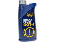 Brzdová kapalina SCT DOT 4 - 1 L Provozní kapaliny - Brzdové kapaliny, aditiva