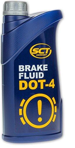 Brzdová kapalina SCT DOT 4 - 1 L - Brzdové kapaliny, aditiva