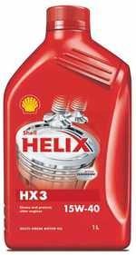 Motorový olej 15W-40 Shell Helix HX3 - 1 L - 5W-30