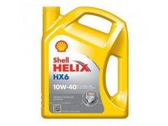 Motorový olej 10W-40 Shell Helix HX6 - 5 L