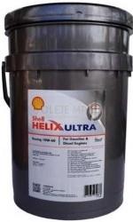 Motorový olej 10W-60 Shell Helix Ultra Racing - 20 L - Motorové oleje pro závodní automobily