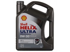 Motorový olej 0W-30 Shell Helix Ultra AV-L - 5 L Motorové oleje - Motorové oleje pro osobní automobily - Oleje 0W-30