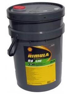 Motorový olej 5W-30 Shell Rimula RS6 LME - 20 L - 5W-30