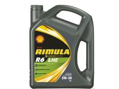 Motorový olej 5W-30 Shell Rimula RS6 LME - 4 L Motorové oleje - Motorové oleje pro nákladní automobily - 5W-30
