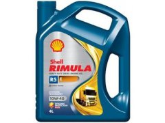 Motorový olej 10W-40 Shell Rimula R5 E - 4 L Motorové oleje - Motorové oleje pro nákladní automobily - 10W-40