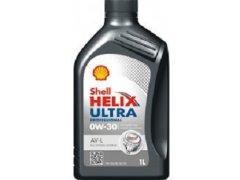 Motorový olej 0W-30 Shell Helix Ultra AV-L - 1 L Motorové oleje - Motorové oleje pro osobní automobily - Oleje 0W-30