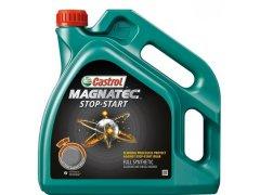 Motorový olej Castrol MAGNATEC STOP-START 0W30 D - 5 L Motorové oleje - Motorové oleje pro osobní automobily - Oleje 0W-30