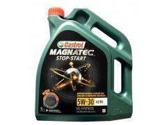 Motorový olej Castrol MAGNATEC STOP-START 5W30 A3/B4 - 5 L Motorové oleje - Motorové oleje pro osobní automobily - Oleje 0W-30