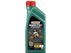 Motorový olej Castrol MAGNATEC STOP-START 5W30 A3/B4 - 1 L Motorové oleje - Motorové oleje pro osobní automobily - Oleje 0W-30