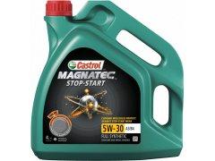 Motorový olej Castrol MAGNATEC STOP-START 5W30 A3/B4 - 4 L Motorové oleje - Motorové oleje pro osobní automobily - Oleje 0W-30