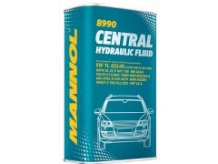 Hydraulická kapalina Mannol Central Hydraulic Fluid 8990 (CHF) - 1 L Převodové oleje - Převodové oleje pro automatické převodovky - Olej pro posilovače řízení