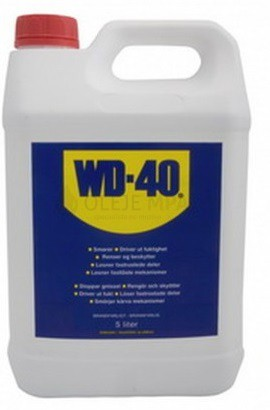 Víceúčelový olej WD-40 sprej - 5 L - Ostatní produkty