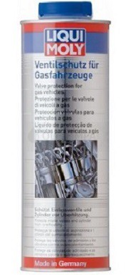 Ochrana ventilů u plynových motorů Liqui Moly - 1 L
