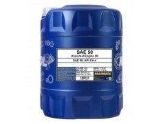 Průmyslový olej SAE 50 Mannol - 20 L Průmyslové oleje