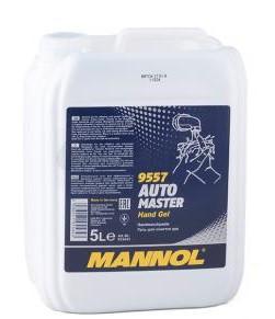 Mycí gel Mannol Automaster Hand Gel (9554) - 5 KG - Čistící prostředky na ruce