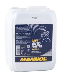 Mycí gel Mannol Automaster Hand Gel (9554) - 5 KG