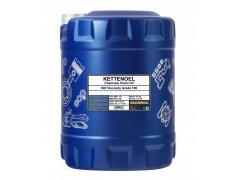 Minerální olej pro pily Mannol Kettenoel - 10 L Oleje pro zemědělské stroje - Oleje pro sekačky, motorové pily a další zemědělské stroje