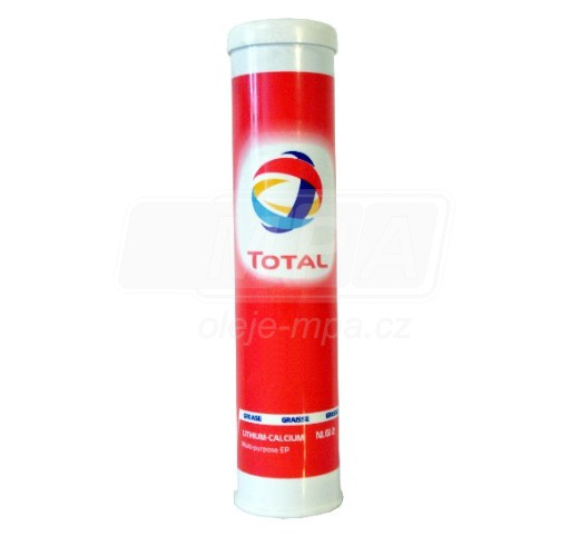 Vazelína Total Lical EP 2 - 0,4 KG - Třída NLGI 2