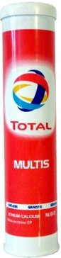 Vazelína Total Multis Complex EP2 - 0,4 KG - Třída NLGI 2