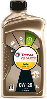 Motorový olej 0W-20 Total Quartz 9000 Future GF5 - 1 L