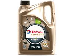 Motorový olej 0W-20 Total Quartz INEO Xtra First - 5 L Motorové oleje - Motorové oleje pro osobní automobily - Oleje 0W-20
