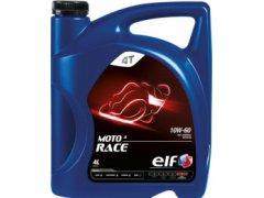 Motorový olej Elf Moto 4 Race 10W-60 - 4 L Motocyklové oleje - Motorové oleje pro 4-taktní motocykly