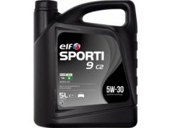Motorový olej ELF Sporti 9 C2 5W-30 - 1 L Motorové oleje - Motorové oleje pro osobní automobily - Oleje 5W-30