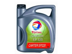 Převodový olej průmyslový Total Carter EP 220 - 5 L Průmyslové oleje - Oleje převodové a oběhové - Průmyslové převodové oleje