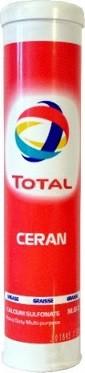Plastické mazivo Total Ceran XS 40 MOLY - 0,4 KG - Třída NLGI 1