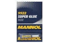 Vteřinové lepidlo Mannol Super Glue 9922 Ostatní produkty