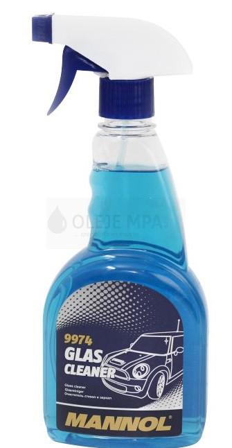 Čistič skel Mannol Glas Cleaner 9974 500 ML