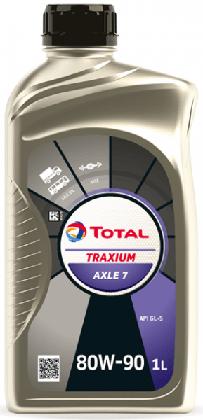 Převodový olej 80W-90 Total Transmission Axle 7 (TM) - 1 L - Oleje 80W-90