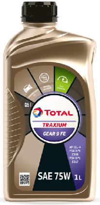 Převodový ole Total Transmission Gear 9 FE  SAE 75W - 1 L