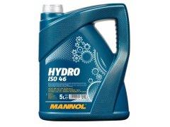 Hydraulický olej Mannol Hydro ISO HM 46 - 5 L Hydraulické oleje - HLP hydraulické oleje (HM)