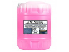 Chladící kapalina Mannol Antifreeze AF 12+ -40°C - 20 L Provozní kapaliny - Chladící kapaliny - antifreeze