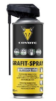 Grafitový olej Coyote - 400 ML - AKCE DUBEN