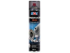 Konzervační olej ROX - 600 ML AKCE DUBEN