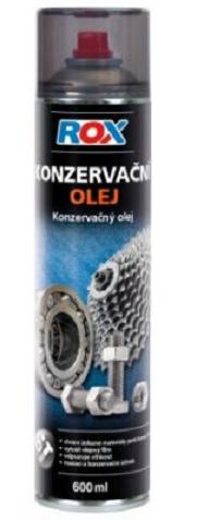 Konzervační olej ROX - 300 ML