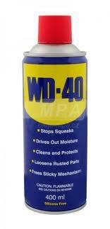 Víceúčelový olej WD-40 sprej - 400 ML