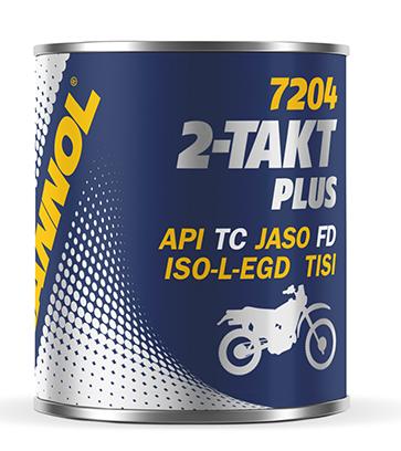 Motorový olej Mannol 2-Takt Plus 0,1 L
