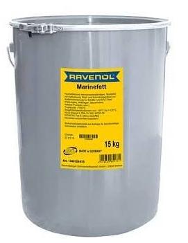 Mazací tuk pro lodě Ravenol Marinefett - 15 KG