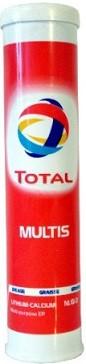 Vazelína Total Multis EP 2 - 0,4 KG - Třída NLGI 2
