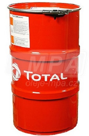 Vazelína Total Multis EP 2 - 180 KG - Třída NLGI 2