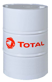 Bílý mediciální olej Total Finavestan A 50B - 208 L