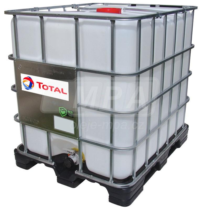 Bílý mediciální olej Total Finavestan A 80B - 1000 L