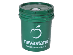 Potravinářské mazivo Total Nevastane XMF 00 - 16kg Plastická maziva - vazeliny - Plastická maziva pro potravinářství, farmacii apod.